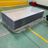 Best Antiscratch 4x8 Ft Thin PETG Sheet Decoration Panel High Gloss For Decorating wholesale