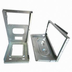 Best Custom Metal Stamped Parts SECC / EGC For Medical Instrument  Frame wholesale