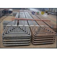 Best Carbon Steel Coils Superheater And Reheater Nickel Base Process For CFB Boiler ASME wholesale