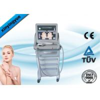 Best Skin Care Vertical 800W Ultrasonic HIFU Machine 3MHZ Frequency For Forehead wholesale