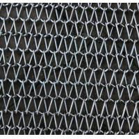 Best Iron Balance Weave Spiral Wire Mesh Conveyro Belt For Oven , Food Drying , Cooking , Freezing wholesale