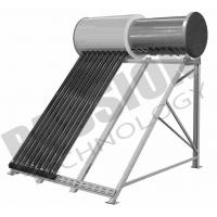 Best High Pressure Vacuum Tube Solar Water Heater Thermosyphon System OEM Available wholesale