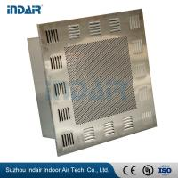 Best Tight Seal HEPA Filter Terminal Box Removable Perimeter Trim / Protective Grill wholesale