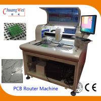 Quality Stand Alone FR4 / MCPCB / PCB Router Machine With Windows 7 System wholesale