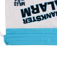 Promotional Gifts Polyester Shopping Bag , Personalized Drawstring Bags For
