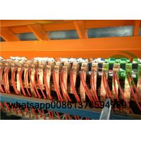Best High Power Reinforcing Mesh Machine Durable With Touch Screen Interface wholesale