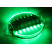 Polycarbonate Durable Solar Road Stud Safety Delineators LED Cats Eyes