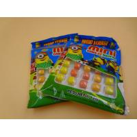 Best Mini Round Colorful Mixed Chewing Gum Candy For Kids 12g Bag Packed wholesale
