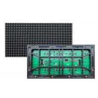 Cheap Stadium Sport Live Full Color Led Display , LED Scoreboard Display Wide Viewing for sale