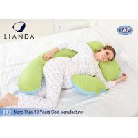 Best Customized Full Body U Shaped Pregnancy Pillow , Body Pillow For Pregnant Moms wholesale