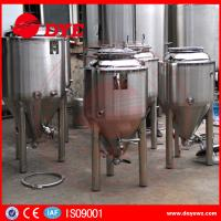 Best Durable Micro Beer Brewery Fermenting Tanks Pot Machine Equipment wholesale