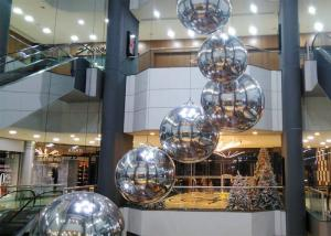 Best Big Inflatable Reflective Floating Balls Inflatable Mirror Ball Huge Inflatable Mirror Balls For Party Decortation wholesale