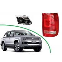 Best Volkswagen Amarok 2011 2012 - 2015 2016 Automobile Spare Parts Head lamp Assy and Tail Lamp Assy wholesale