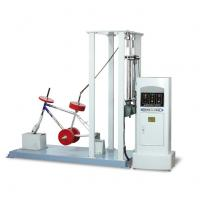 China 220v IEC Test Equipment / Pneumatic Drop Test Machine For 500mm Electric Bicycle Front Fork Assembly on sale