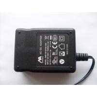 Cheap DC 12 Volt 1A 12W AC Power Adapter EN60950-1 UL FCC GS CE SAA C-TICK for sale