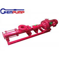 Best G  type stainless steel Small Screw Pump explosion-proof 0~150m³/h Flow wholesale