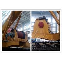 Best Tower Crane Winch Supplier -Max.Load 6 Ton and 8 Ton Tower Crane & Lifting Winch wholesale