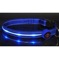 Best High quality dog collar with LED lights6 wholesale