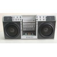 Best Folding Creative Stereo Computer Speakers Portable 3.5mm Input Radio Shape wholesale