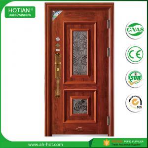 Best Turkey house main gate designs exterior steel security door entry metal door buy direct from china alibaba wholesale