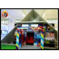 Best Amusement Theme Park 5D Cinema Equipment With Special Effects System wholesale