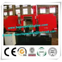 Quality Horizontal Bandsaw Pipe Bevelling Machine For Structural Steel Fabricators wholesale