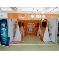 Buy cheap Formulate Stretch Hop Up Fabric Display Stand For Exhibition from wholesalers