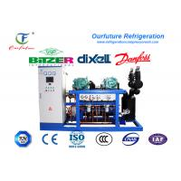 Best Monoblock Refrigeration Unit Commercial Condensing Units For Chemical Storage wholesale