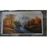 Best Art Oil Painting on canvas with Traditional Chinese wholesale