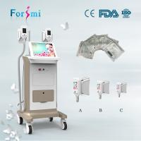 Best 1 treatment 6cm slimming cryolipolysis cool shaping machine freezing fat cells wholesale