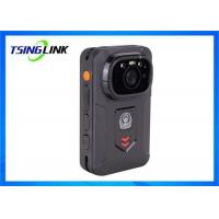 Buy cheap Megapixel IR 4G Body Worn Camera Audio Video Recorder 32G Memory Storage Battery from wholesalers