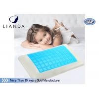 Best Health Care Sleep Contour Memory Foam Bamboo gel cool pillow Standard Size wholesale