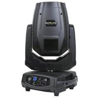 Cheap 17R 350w Beam Moving Head Light Spot Wash Zooming 1°-34° Show Lighting Fixture for sale