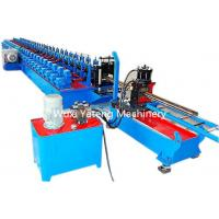 Quality High Strength Corrugated Cold Roll Forming Machine With 7 Inches Touch Screen wholesale