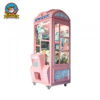 Best Telephone Crown Coin Operated Toy Vending Machines LED Light With Music wholesale