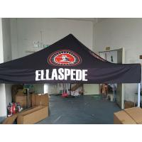 Cheap Instant Party / Trade Show / Event aluminium pop up gazebo with 3 walls , Heat Transfer Printing for sale