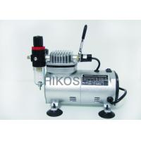 Best Portable Oil Free Single Cylinder Piston Mini Air Compressor for Airbrush Makeup 3.6kgs wholesale