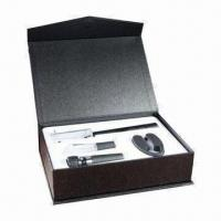 Buy cheap Boutique 4-piece Wine Opener Business Gift Set from wholesalers