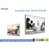 Quality LCD Windows system IR infrared interactive whiteboard display 65 inch wholesale