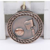 Best Custom blank basketball medals, metal blank sports trophy and award medals selection, wholesale