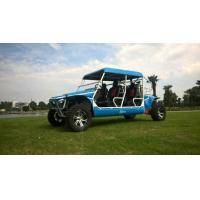 Best 1100cc gas utility vehicles with 4 seats and blue and green color wholesale