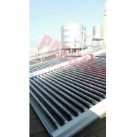Best Multi Function Vacuum Tube Solar Collector 304 Stainless Steel Double Side Manifold wholesale