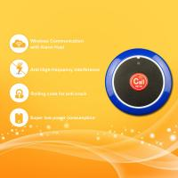 Best Emergency Button Smart Home Alarm System Wireless Communication With Alarm Host wholesale