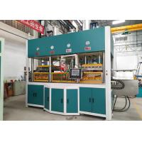 Best Virgin Paper Molded Pulp Machine Thermoforming Machine for Fine Electronic Packages wholesale