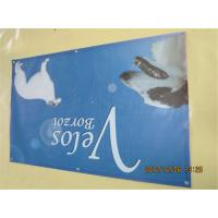 Best One Side Custom Business Banners , Pvc Outdoor Trade Show Banners With Eyelets wholesale