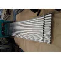 Best Galvanized Corrugated Roofing Metal Sheets For Wall , White Blue Red wholesale