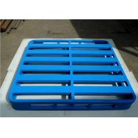 Best OEM Industrial Stackable Metal Pallets Strong Reliable For Logistic Center wholesale