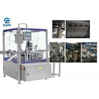 Best High Performance Cosmetic Tube Filling Machine 50 Pieces Per Minute wholesale