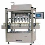 Best Automatic Plastic Bottle Cooking Oil Filling Machine 3000 BPH Low Vacuum Gravity wholesale