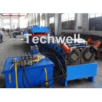 Best 2 In 1 Metal Stud Roll Forming Machine , Sheet Metal Roll Forming Machines wholesale